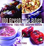 100 Great Lite Bites, Silvana Franco, 1844035395
