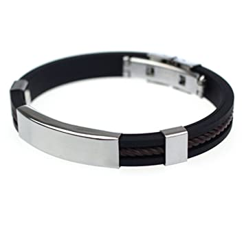Amazon Com Bestpriceam Fashion Mens Jewelry Bracelet Stainless