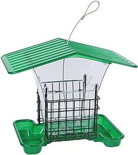 product image for Belle Fleur 50159 Hopper Feeder W/Suets, Green