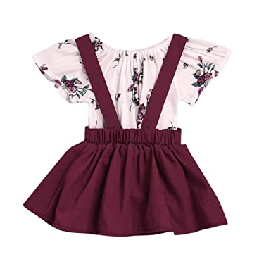 8c6a54f9f4cd SHOBDW Girls Clothing Sets