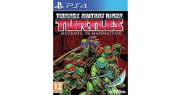 Teenage Mutant Ninja Turtles : Des Mutants À Manhattan ...