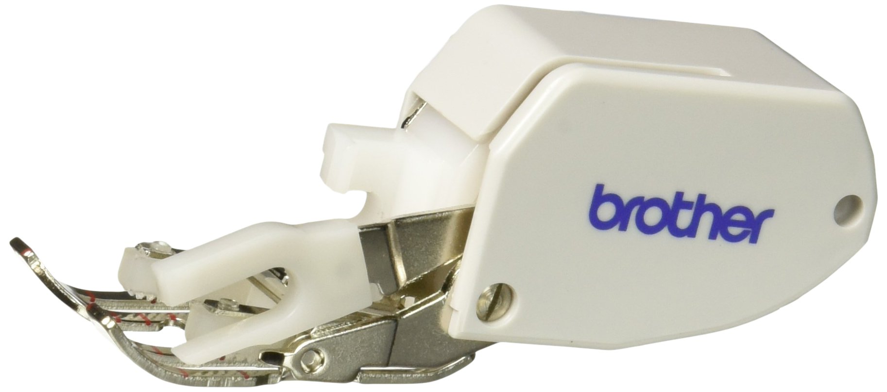 Brother Open Toe Walking Foot for Quilting and Sewing Multiple Layers, SA188 by Brother