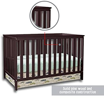 Amazon.com : 3-in-1 Convertible Crib Conversion Kit ...