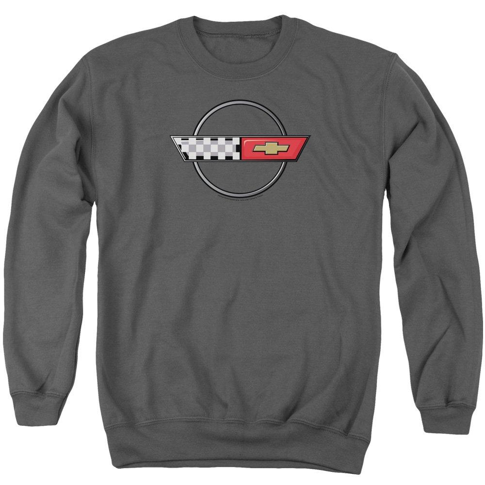 Chevrolet - - Herren 4Th Gen Vette Logo Sweater