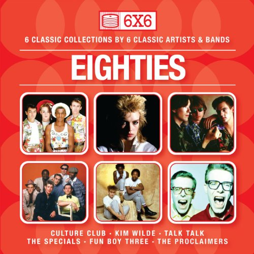 6 x 6 - Eighties