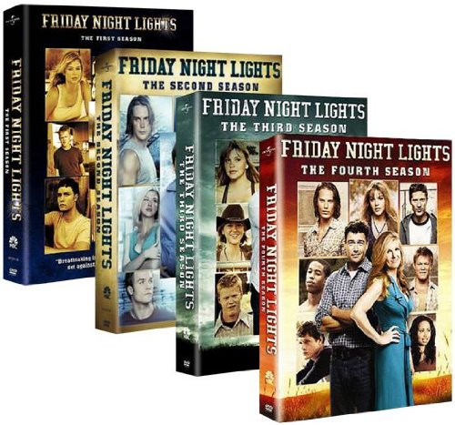 Friday Night Lights Seasons 1 4 product image