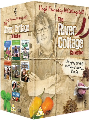 The River Cottage Collection - 10-DVD Box Set ( The River Cottage Treatment / River Cottage Spring / River Cottage Autumn / River Cottage: Gone F [ NON-USA FORMAT, PAL, Reg.0 Import - United Kingdom ] (The Cottage Collection)