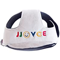 YeahiBaby Baby Safety Helmet Hat Head Protection Infant Toddler Anti-Collision Head Protective Cap for Walking Crawling Grey