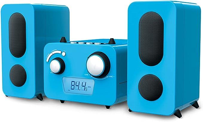 Diseño estéreo CD FM Equipos de Música Joven Radio ...