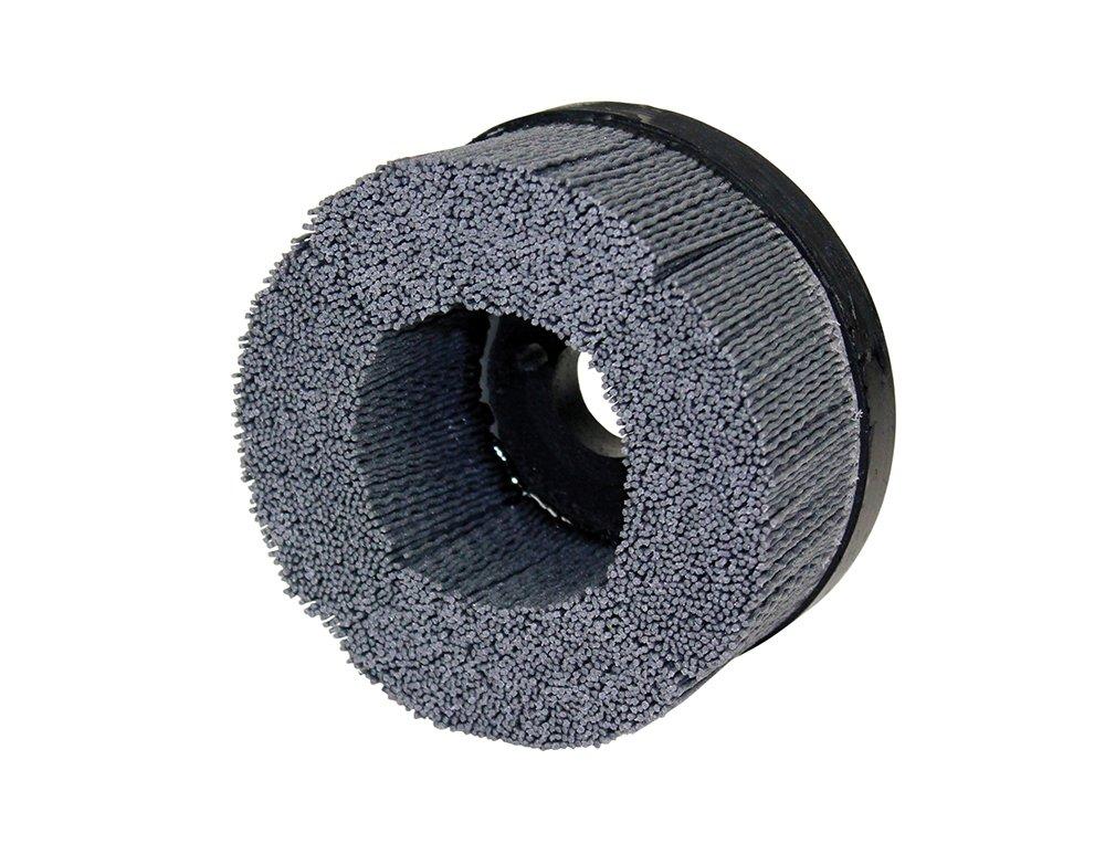 6 Silicon Carbide Osborn 00047041SP 47041Sp UniLoc Abrasive Disc Brush 2500 Maximum Rpm
