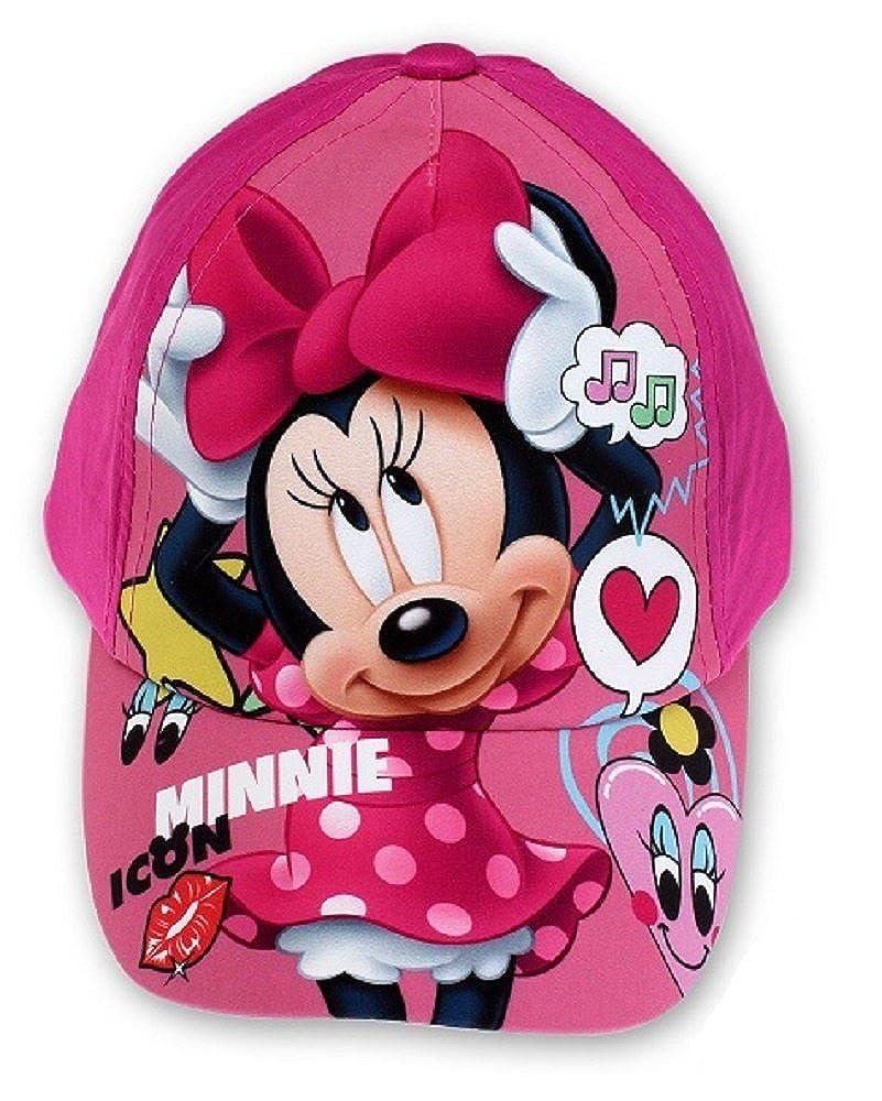 Minnie disney Cappello Ragazza Rosa Rose Taglia Unica