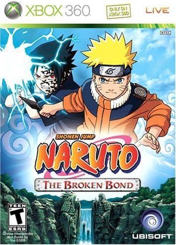 Ubisoft Naruto: The Broken Bond, XB360 - Juego (XB360, Xbox 360, Aventura, Ubisoft Montreal, T (Teen), ENG, Ubisoft): Amazon.es: Videojuegos