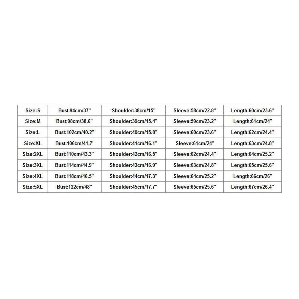 Chiffon Blusen Rovinci Damen Sommer Blusentops Gro/ße Gr/ö/ße Knopfleiste Bluse Floral Bedruckt Langarm T-Shirt Casual Tunika V-Ausschnitt Shirt Oberteile Hemd T-Shirts Tops Loose Sweatshirt Hemdbluse