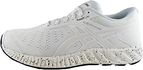 chaussure asics hommes blanche