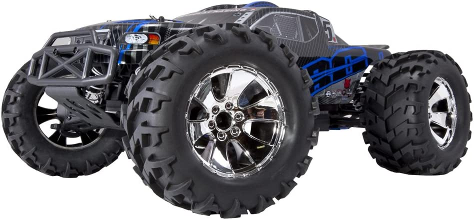 Redcat Racing Earthquake 3.5 Monster Truck Nitro 2-Speed with 2.4GHz Radio