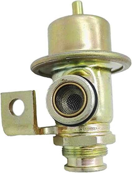 Cadillac New OEM Fuel Pressure Regulator Fits; Chevrolet Saturn Oldsmobile GM