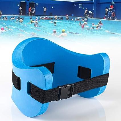 cf3f70b61cf CNYE Cinturón Flotante para Aprender a Nadar para niños Adultos natación de  Seguridad Leaning Entrenamiento Flotador