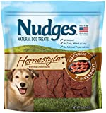 Nudges Chicken Bacon Sizzlers Dog Treats, 16 oz Larger Image