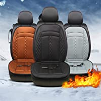 $74 » Weardear 12V Non-slip Heating Warmer Pad Cover Heated Car Seat Cushion Seat Cushions