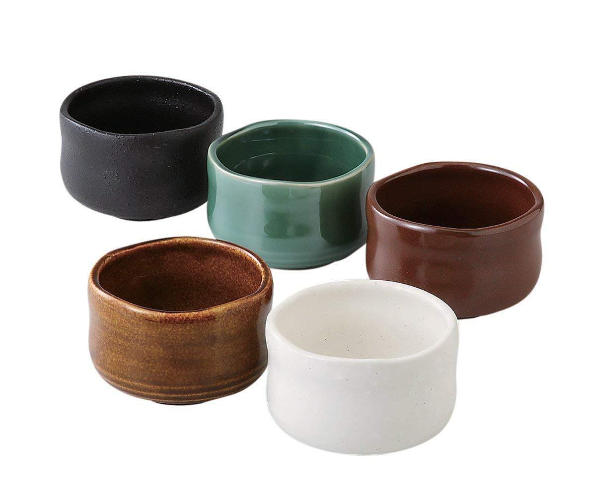 Set of 5 Small Matcha Bowl