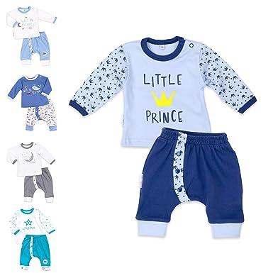 6 Monate Grau Baby Sweets 2er Strampler Set /& Shirt f/ür M/ädchen und Jungen Verschiedene Gr/ö/ßen 68 Little Elephant