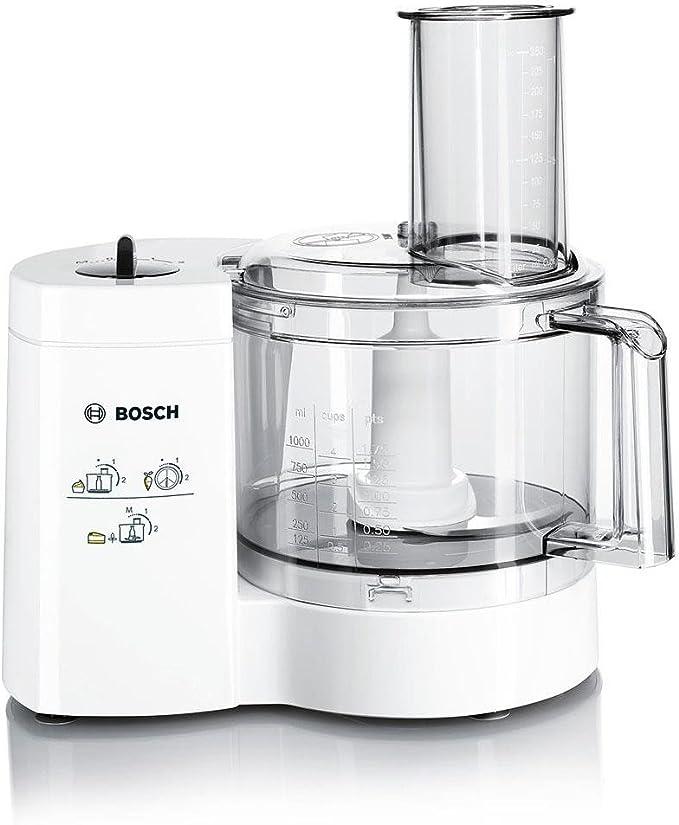 Bosch MCM2050 - Procesador de alimentos compacto (450 W): Amazon.es: Hogar