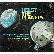 The Planets - Holst* - Sir Malcolm Sargent, B.B.C. Symphony Orchestra*, B.B.C. Women's Chorus LP