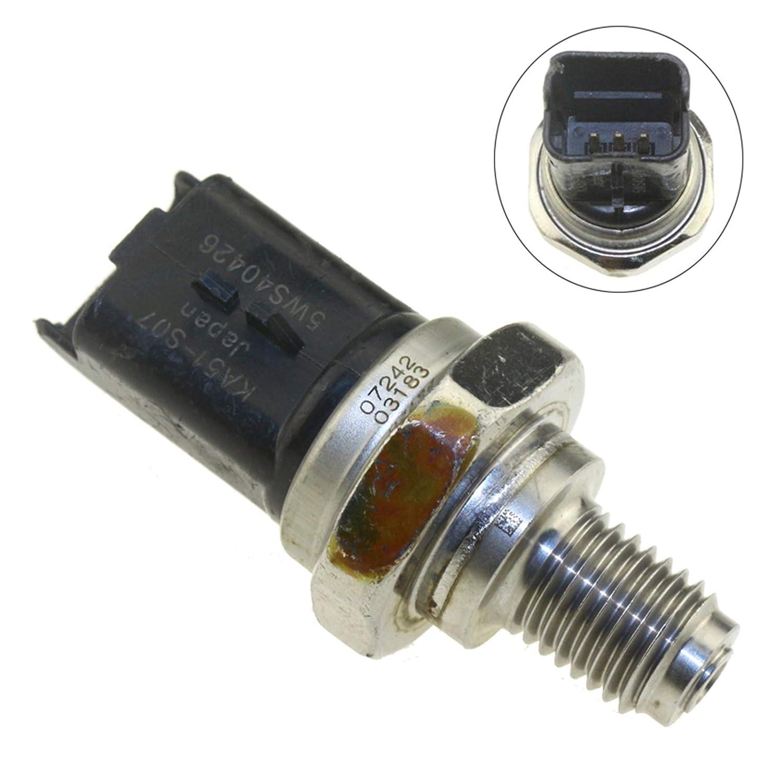 Fuel Rail Pressure Sensor For Renault 1.5dCi Clio MK2 MK3 Megane Scenic 5WS40208