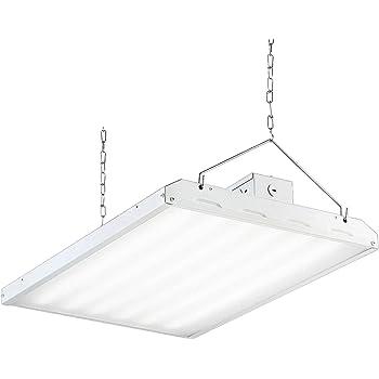 Hykolity 4FT Linear LED High Bay Light, LED Shop Light Fixture 223W ...