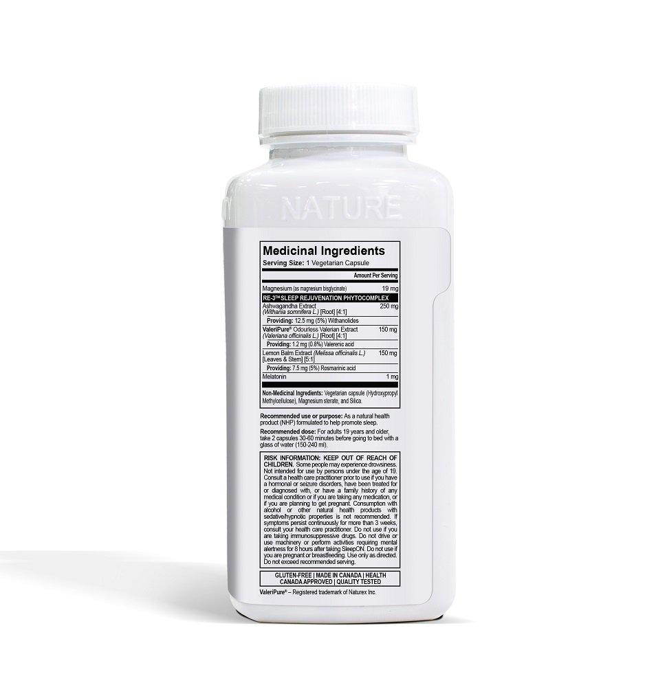 Amazon.com: SleepON Sleeping Pills, Natural Sleep Aid! 60 Caps: Health & Personal Care