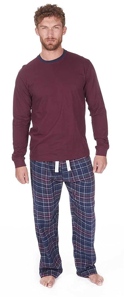 Cargo Bay Mens Gents Pyjama Set - PJ Top and Bottoms