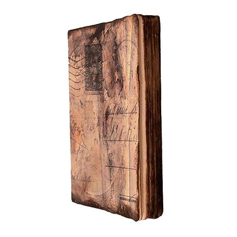 purpledip hecho a mano diario (Vintage Diary)