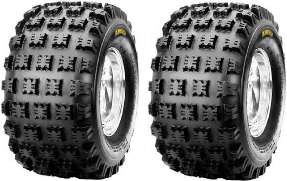 20X10-9  CST YAMAHA YFZ 450 AMBUSH SPORT ATV TIRES 22X7-10 SET 4