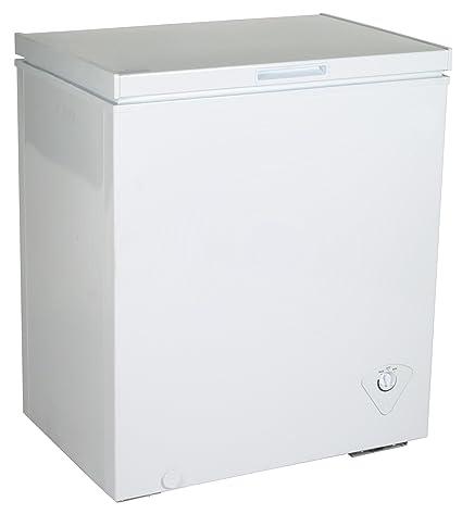 Koolatron KTCF155 - Congelador de pecho con termostato ajustable ...