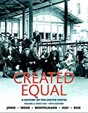 img - for Created Equal: A History of the United States, Volume 2 (5th Edition) book / textbook / text book