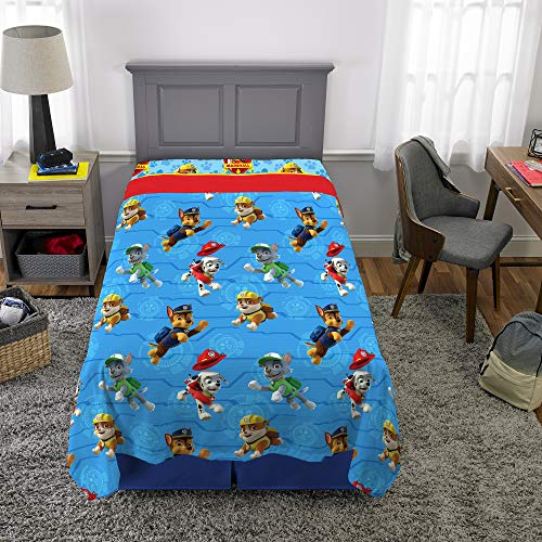 Nickelodeon Paw Patrol Kids Bedding Soft Microfiber Sheet