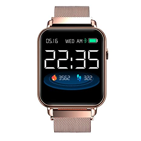 Amazon.com: ZTGL Smart Watch with Heart Rate Monitor with ...