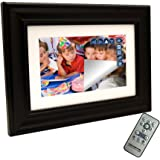 Pandigital 72-W01T 7-inch Touchscreen Digital Picture Frame (Black)