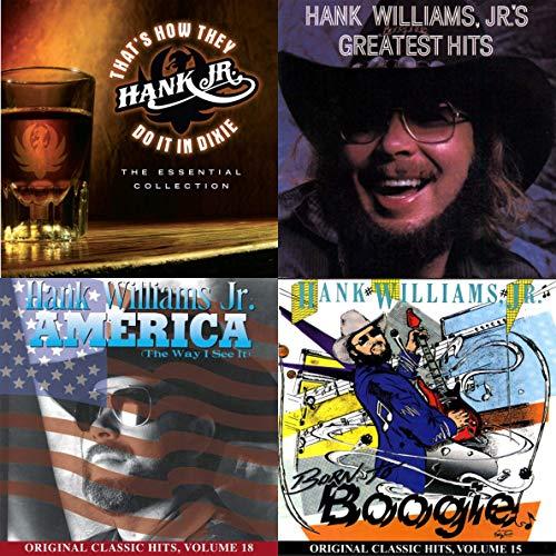 Best of Hank Williams, Jr.