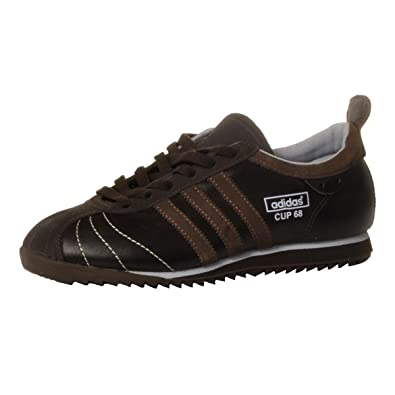Adidas Men's Originals Cup 68 Leather Casual Trainers Rare Sneakers Shoe Size