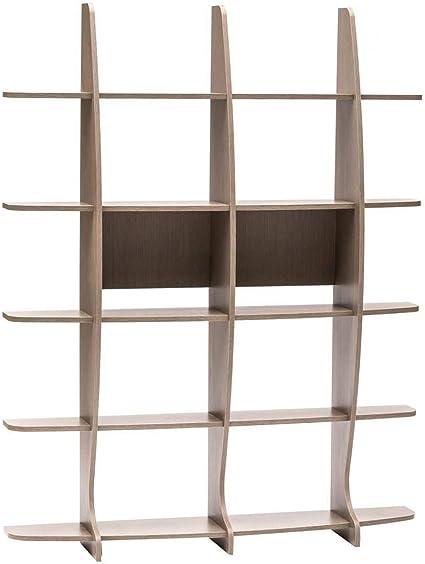 Estantería diseño Moderno 20 estantes: Amazon.es: Hogar