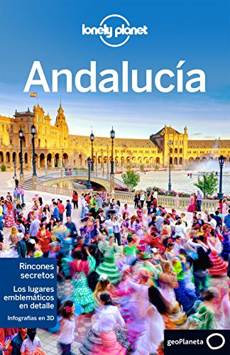 Lonely Planet Andalucia (Travel Guide) (Spanish Edition) [Lonely Planet - Isabella Noble - John Noble - Josephine Quintero - Brendan Sainsbury] (Tapa Blanda)