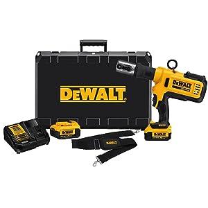 DEWALT DCE200M2 20V Plumbing Pipe Press Tool Kit