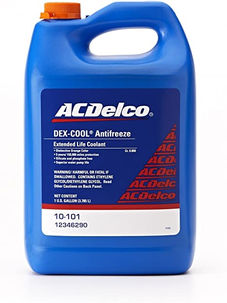 ACDelco Dex-Cool Extended Life Coolant 10-101