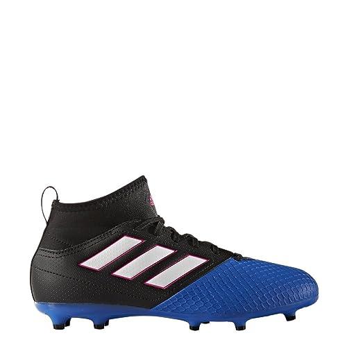 Scarpe J 3 Ace Bambini Fg Unisex 17 Nero Da Adidas Calcio 1PwXI