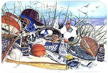 Sport Am Strand Küche Oder Badteppich 20 X 30