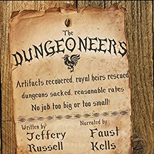 The Dungeoneers Hörbuch