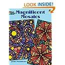 Magnificent Mosaics (Dover Design Coloring Books)