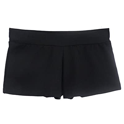 Adelina Ladies Short Black Shorts Figure Casual Ladies See Moda Joven Moda Completi Suelta Short Summer Short Pants: Ropa y accesorios