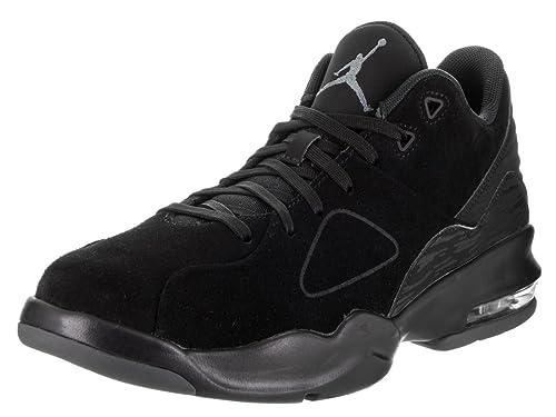 Jordan - Zapatillas de Material Sintético para Mujer Negro Negro Negro Size: 42.5: Amazon.es: Zapatos y complementos
